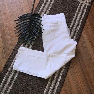 Jennifer Lopez Capri Jeans